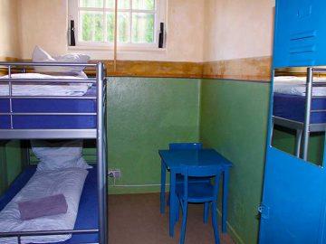 Gefängniszelle für Zwei