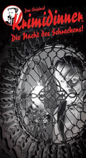 """Original Krimidinner """"Die Nacht der Schrecken"""""""