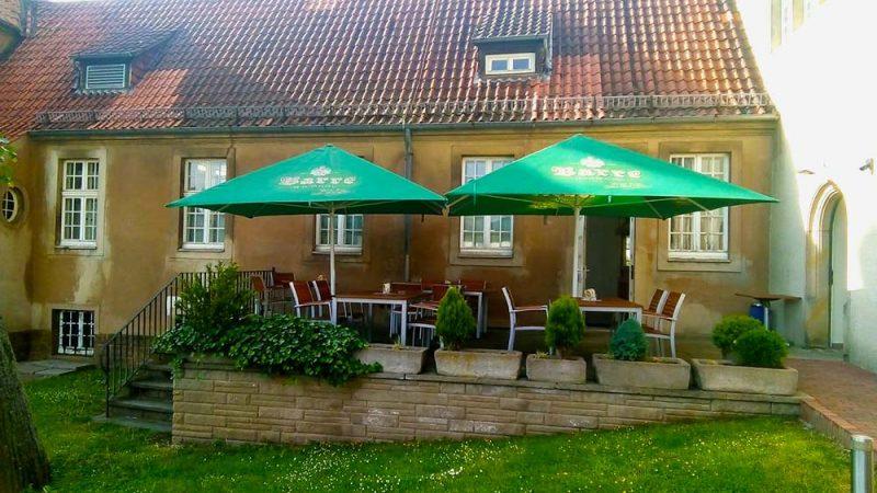 Terasse Restaurant Altes Amtsgericht